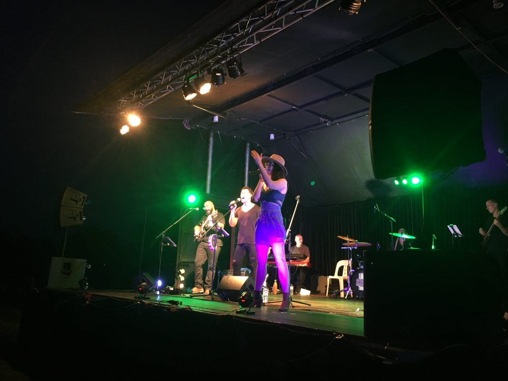 Australia Day on the Hawkesbury 2019 with Hype Band