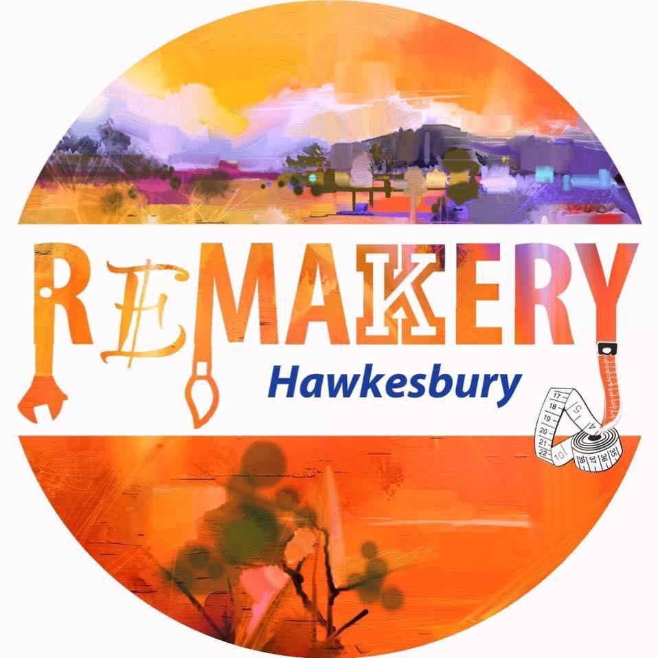 Hawkesbury Remakery Logo